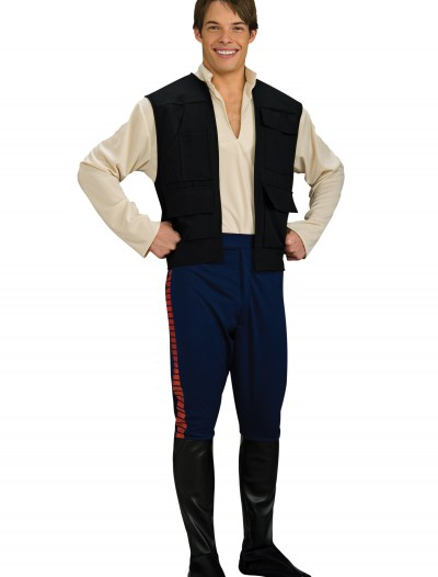 Adult Deluxe Han Solo Costume buy now