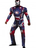 Adult Deluxe Iron Patriot Costume buy now