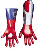 Adult Deluxe Iron Patriot Gloves buy now