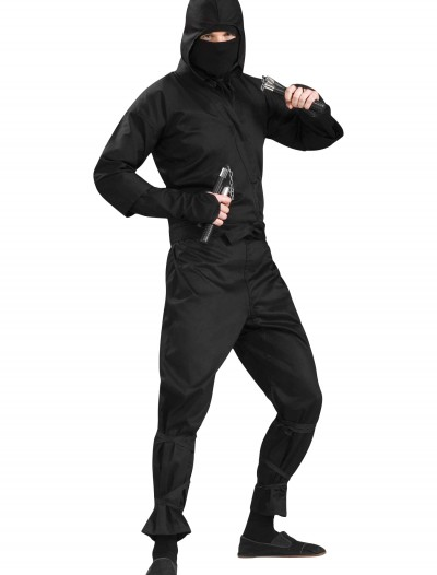Adult Deluxe Ninja Costume buy now