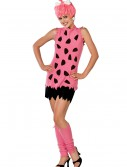 Adult Deluxe Pebbles Flintstone Costume buy now