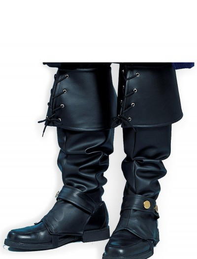 Adult Deluxe Pirate Boot Tops buy now