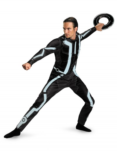 Adult Deluxe Tron Costume buy now