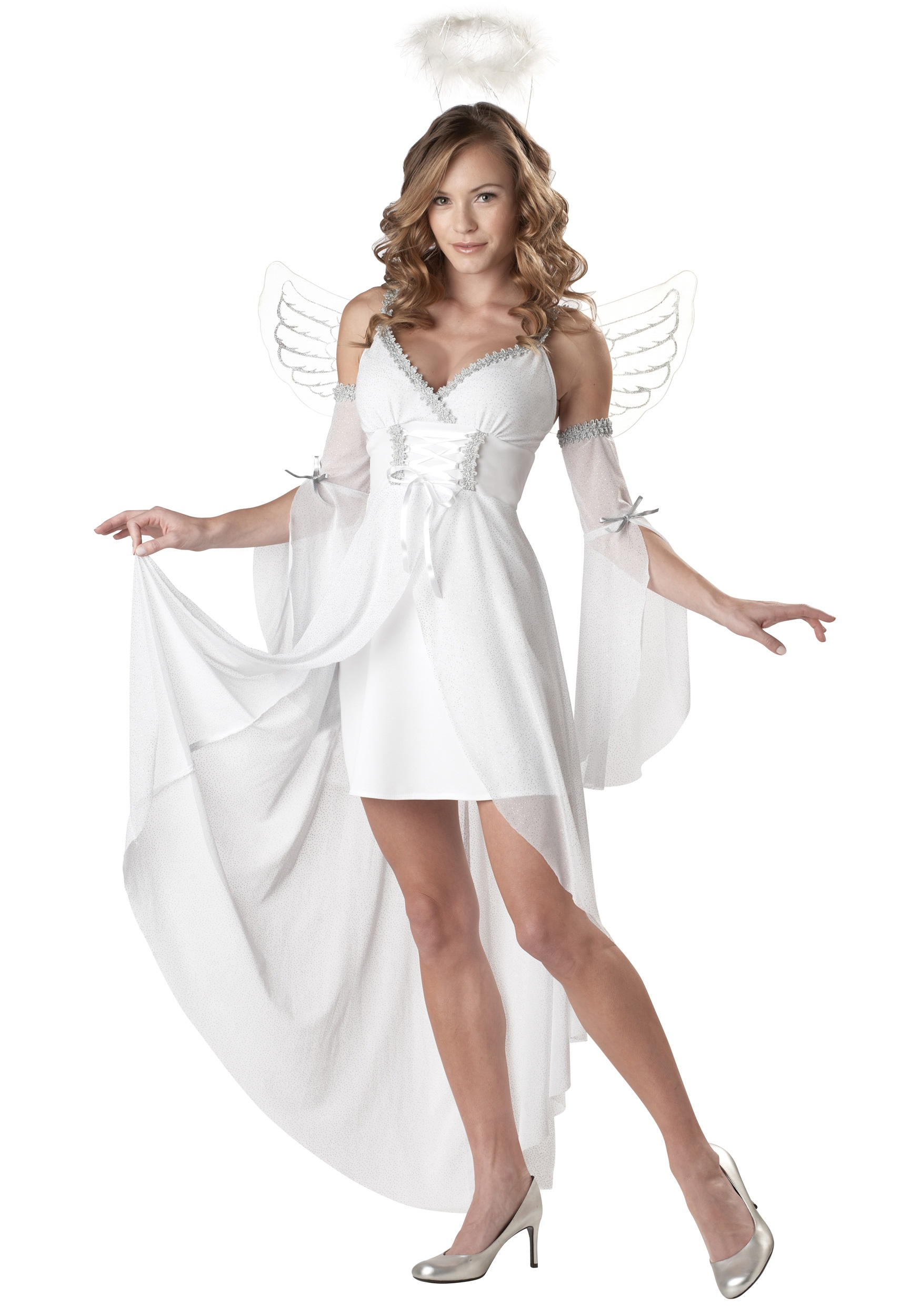 angel for adults costume Diy