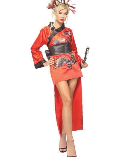 Adult Dragon Lady Geisha Costume buy now