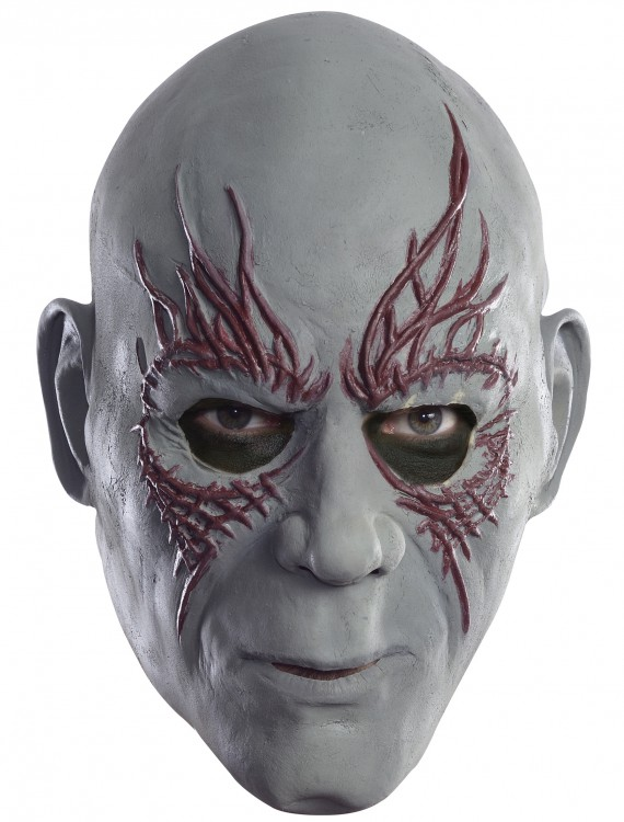 Adult Drax the Destroyer 3/4 Mask buy now