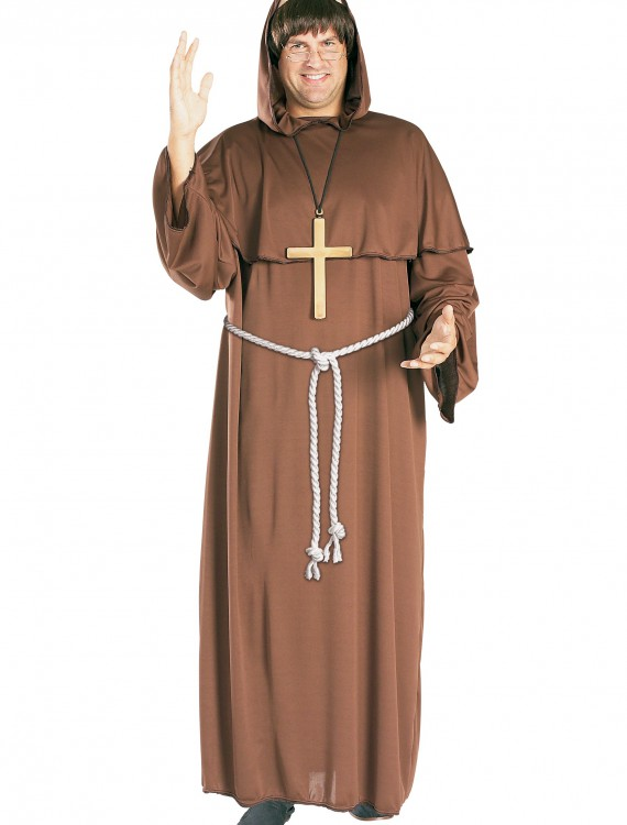 Adult Friar Tuck Costume buy now