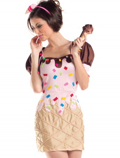 Adult Frozen Treat Cutie Costume buy now