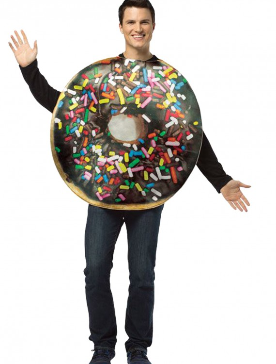 Adult Get Real Doughnut Costume buy now
