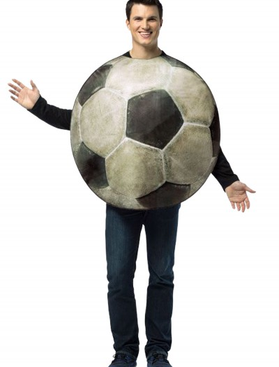 Adult Get Real Soccer Costume buy now