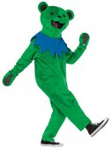 Adult Grateful Dead Green Dancing Bear Costume buy now