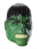 Adult Hulk 3/4 Mask buy now