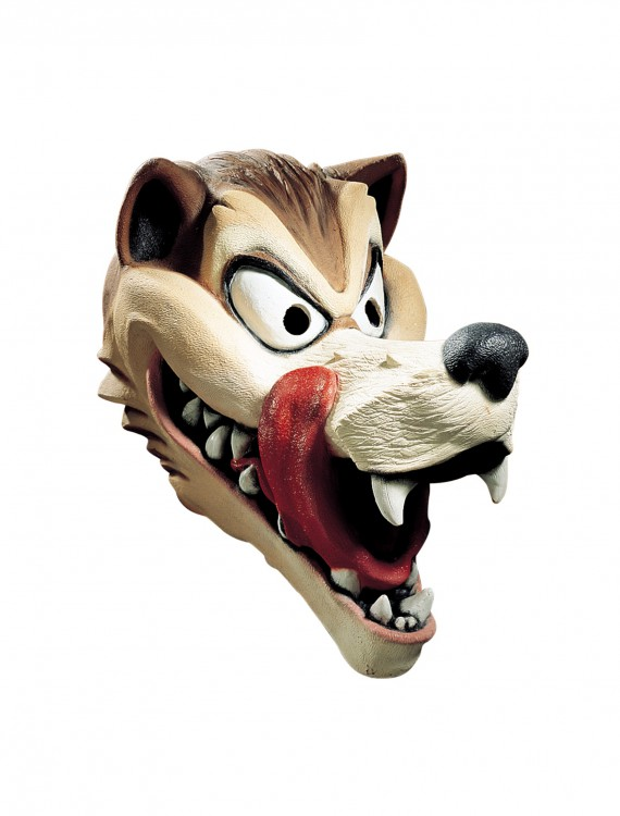 Adult Hungry Wolf Mask buy now