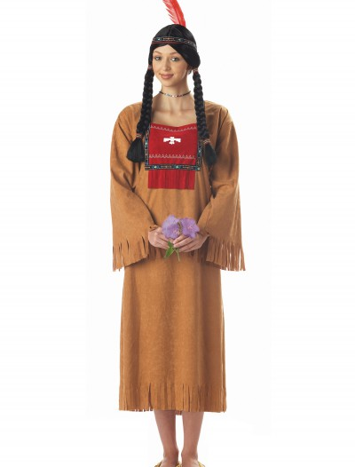 Adult Indian Princess Costume buy now