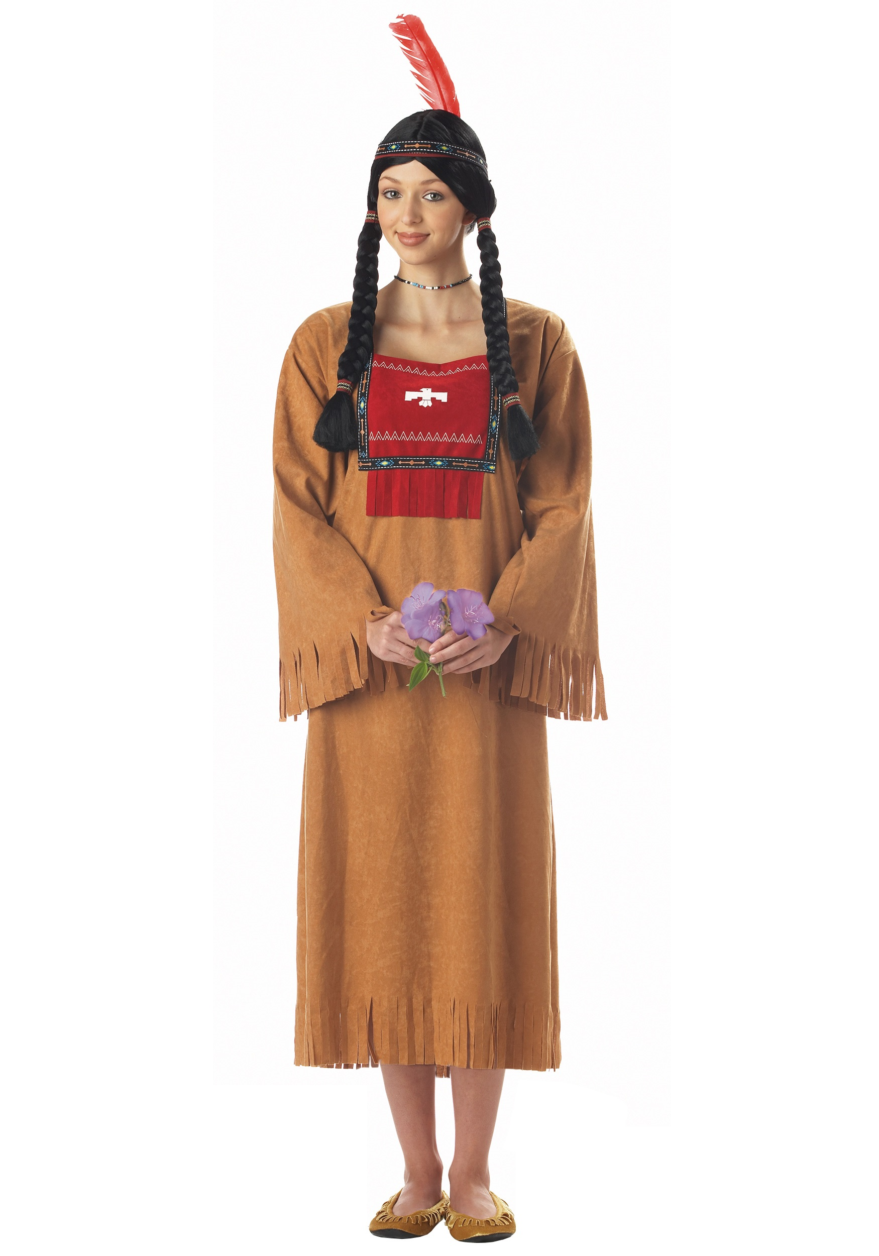 adult indian princess costume - halloween costumes