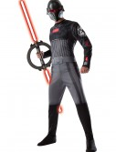 Adult Inquisitor Star Wars Rebels Costume buy now