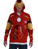 Adult Iron Man Costume Hoodie buy now
