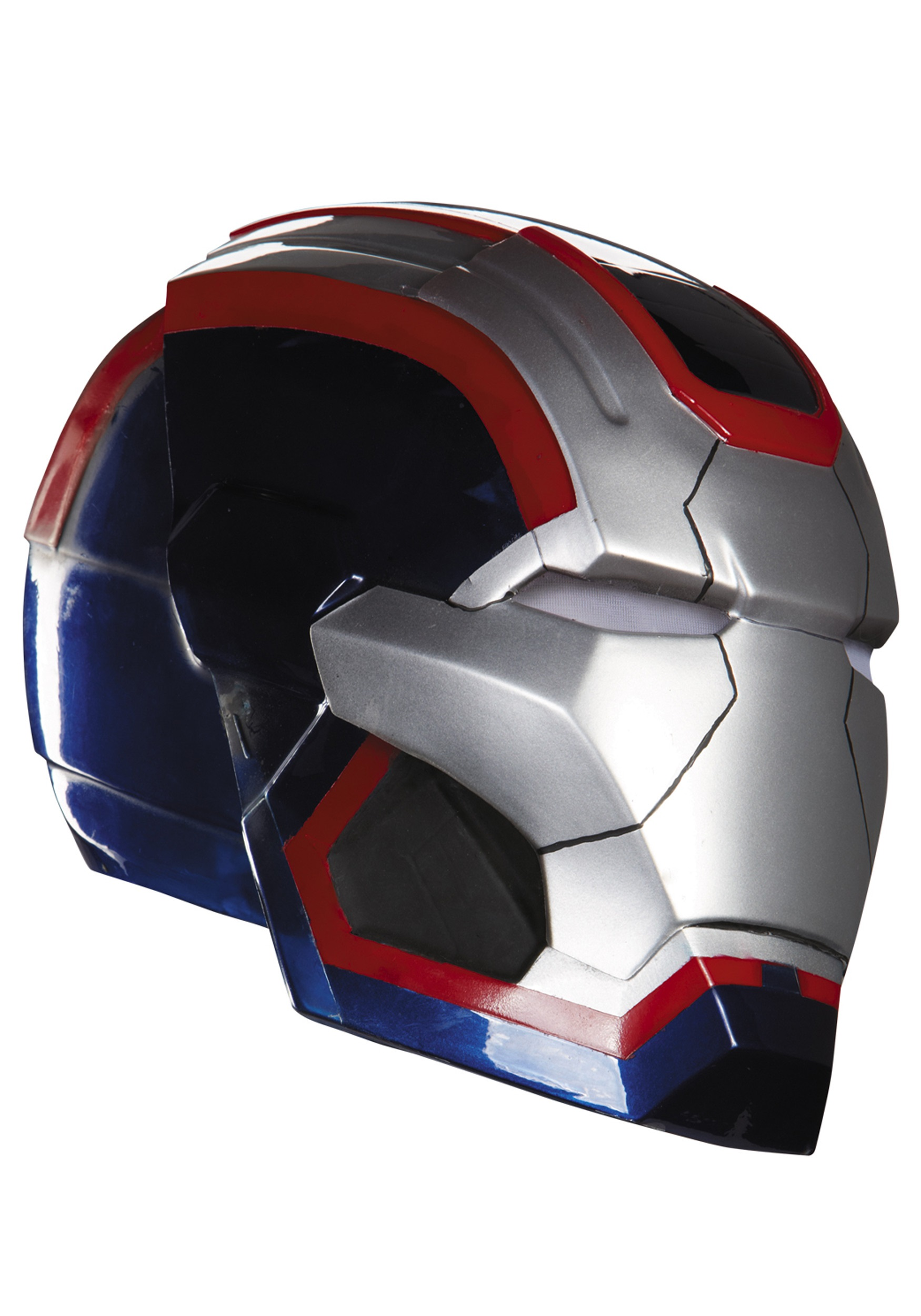 Adult Iron Patriot Helmet  sc 1 st  Halloween Costumes & Adult Iron Patriot Helmet - Halloween Costumes