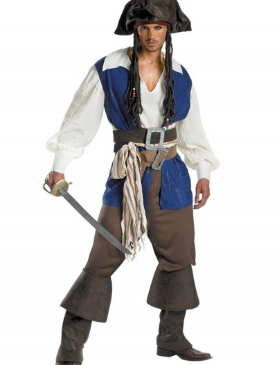 Adult Jack Sparrow Costume buy now