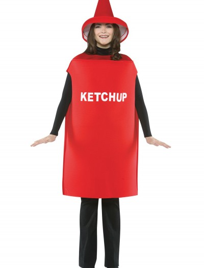 Adult Ketchup Costume buy now
