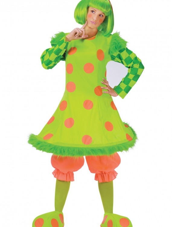 Adult Lolli the Clown Costume buy now