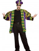 Adult Mardi Gras King Costume buy now