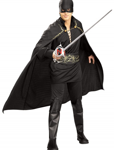 Adult Mens Zorro Costume buy now