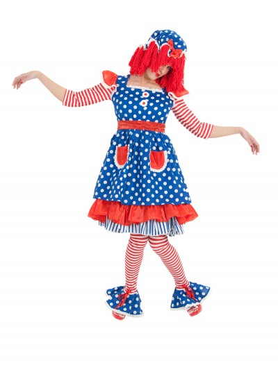 Adult Miss Raggedy Ann Costume buy now