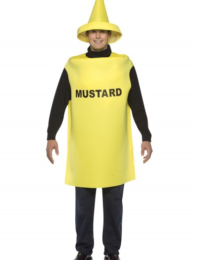 Adult Mustard Costume buy now