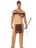 Adult Native American Brave Costume buy now