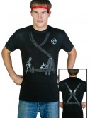 Adult Ninja Costume T-Shirt buy now