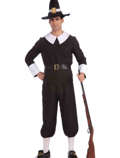 Adult Pilgrim Man Costume buy now