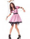 Adult Pink Marionette Costume buy now