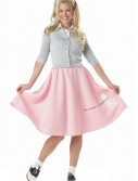 Adult Pink Poodle Skirt buy now