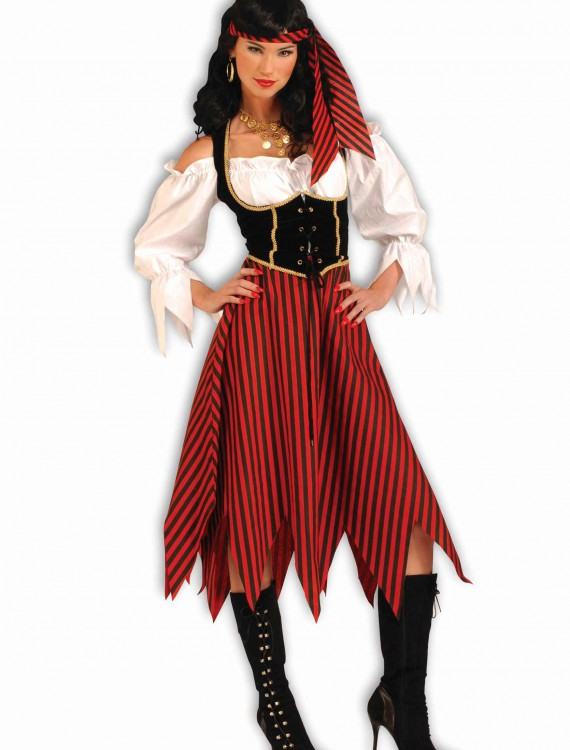 Adult Pirate Maiden Costume buy now