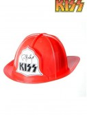 Adult Plastic KISS Fire Hat buy now