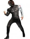 Adult Plus Size Winter Solder Classic Muscle Costume buy now