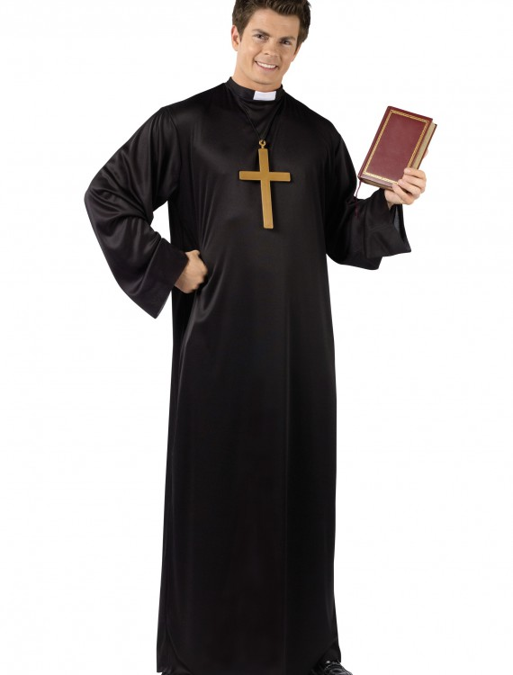 Adult Priest Costume buy now