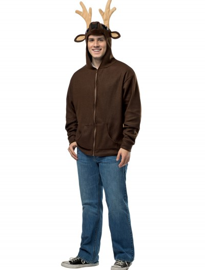 Adult Reindeer Costume Hoodie buy now