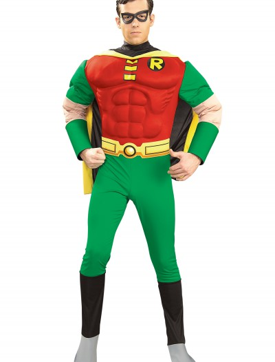 Adult Robin Muscle Costume buy now