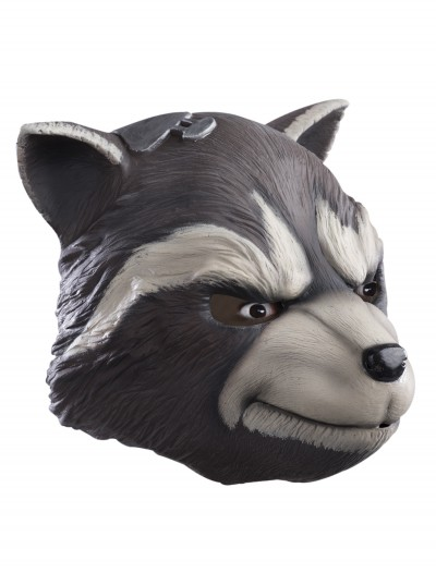 Adult Rocket Raccoon Overhead Mask buy now