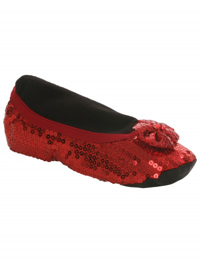 Adult Red Slippers buy now