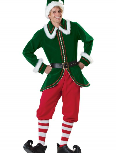 Adult Santa's Elf Costume buy now