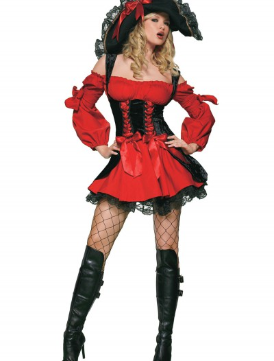 Adult Sexy Vixen Pirate Costume buy now