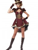 Adult Steampunk Lady Costume buy now