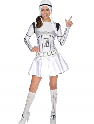 Adult Storm Trooper Dress Costume buy now