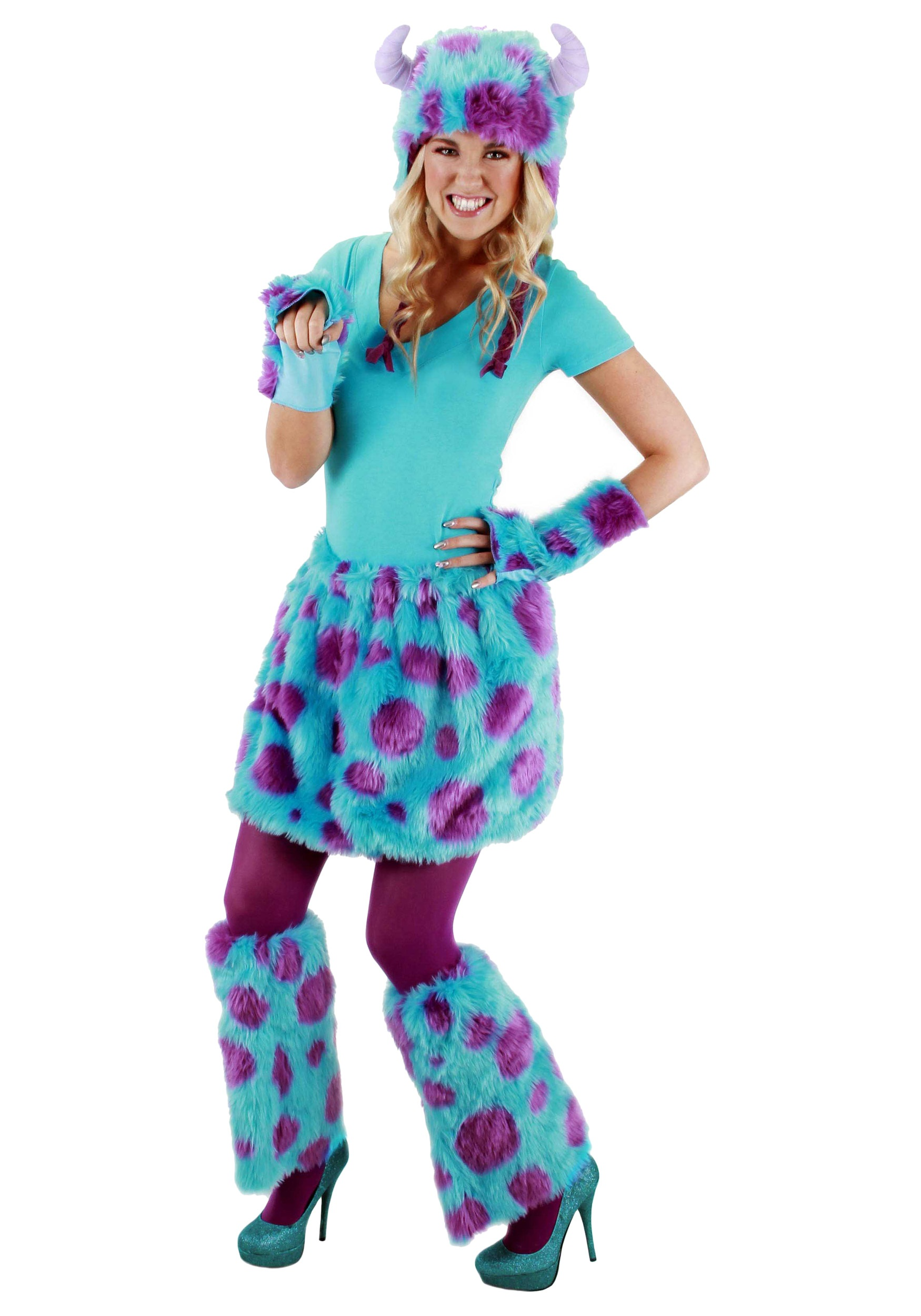 82bf808969d8 Adult Sulley Deluxe Kit - Halloween Costumes