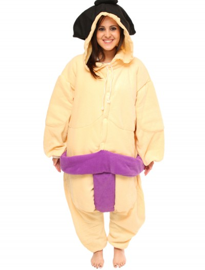 Adult Sumo Pajama Costume buy now
