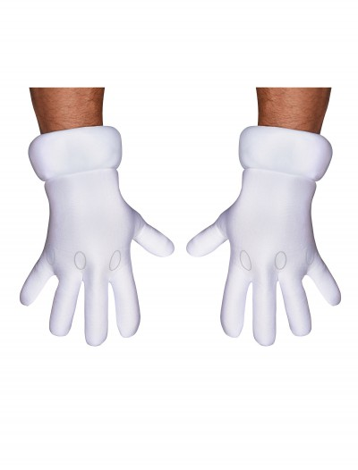 Adult Super Mario Hands buy now