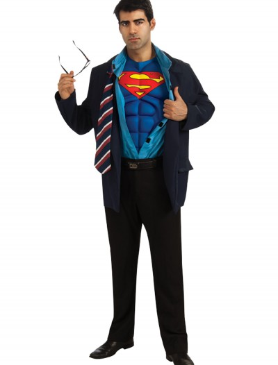 Adult Superman Clark Kent Costume buy now